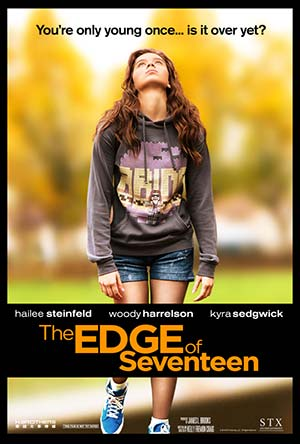 The Edge of Seventeen - תמונה / פוסטר הסרט The Edge of Seventeen
