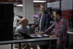 Loading The Fast and the Furious 6 Pics 1 -  ����� ���� 1 ����� ���� ������ 6 (IMAX) ...