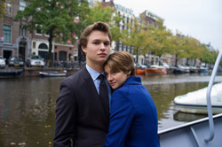 Loading The Fault in Our Stars Pics 5 -  תמונה מספר 5 מהסרט אשמת הכוכבים ...