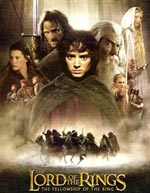 The Lord Of The Rings: The Fellowship Of The Ring - תמונה / פוסטר הסרט שר הטבעות-אחוות הטבעת