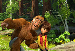 Loading The Son of Bigfoot Pics 5 -  תמונה מספר 5 מהסרט ביגפוט ג'וניור ...