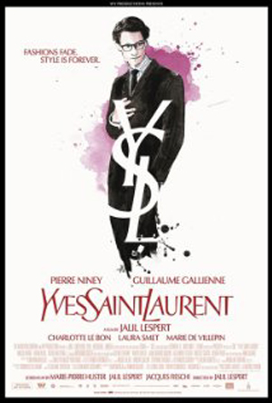 Yves Saint Laurent - פרטי סרט : איב סאן לורן