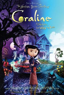 Loading Coraline Pics 1 -  תמונה מספר 1 מהסרט קורליין ודלת הקסמים עברית ...