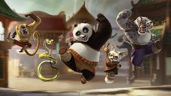 Loading Kung Fu Panda Pics 2 -  תמונה מספר 2 מהסרט קונג-פו פנדה ...
