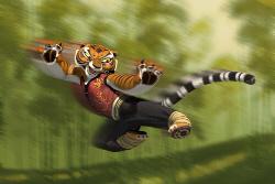 Loading Kung Fu Panda Pics 3 -  תמונה מספר 3 מהסרט קונג-פו פנדה ...