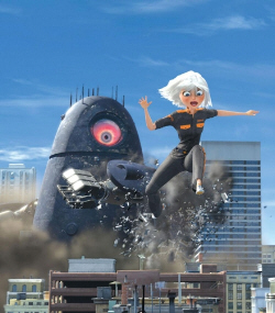 Loading Monsters Vs. Aliens Pics 2 -  ����� ���� 2 ����� ������ ��� ������� ...