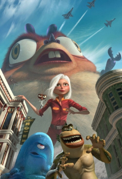 Loading Monsters Vs. Aliens Pics 3 -  ����� ���� 3 ����� ������ ��� ������� ...