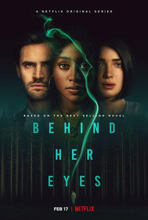מאחורי עיניה